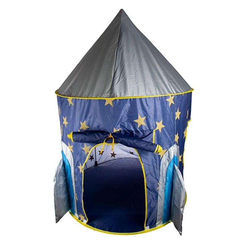 Rocket Pop Up Play Tent