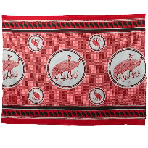 Fabric - Animal Khanga / BIG 5