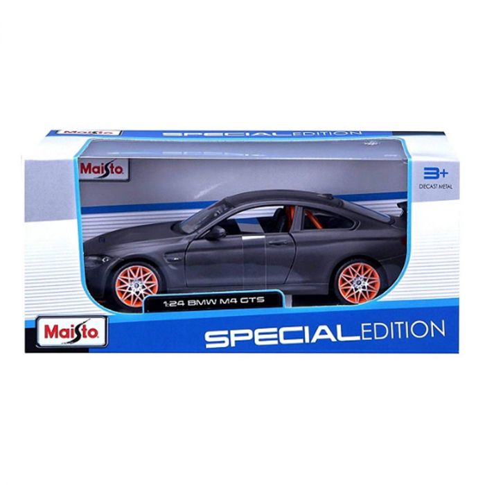 BMW M4 GTS 1:24 Scale Model Car
