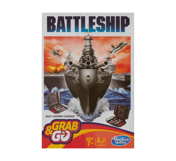 Battleships Grab & Go Game