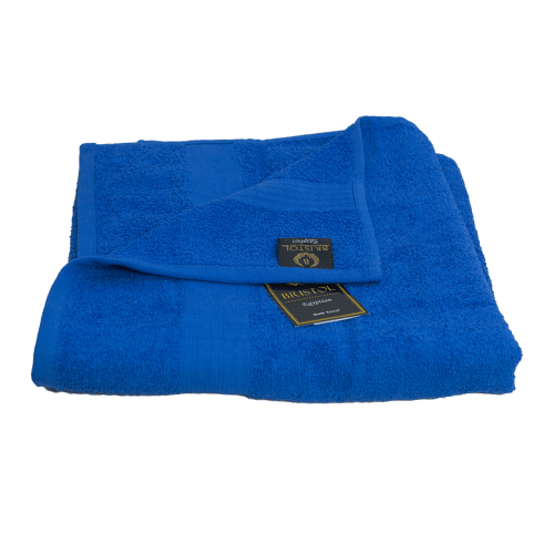 Bristol Egyptian Bath Towels Blue