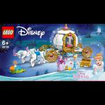 Disney Princess Cinderella's Royal Carriage (43192)