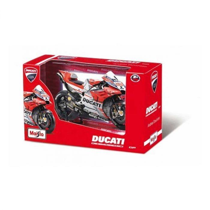1/18 Ducati Desmosedici Team Moto GP 2018