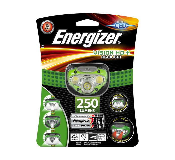 Energizer 350 Lumen Vision Headlamp