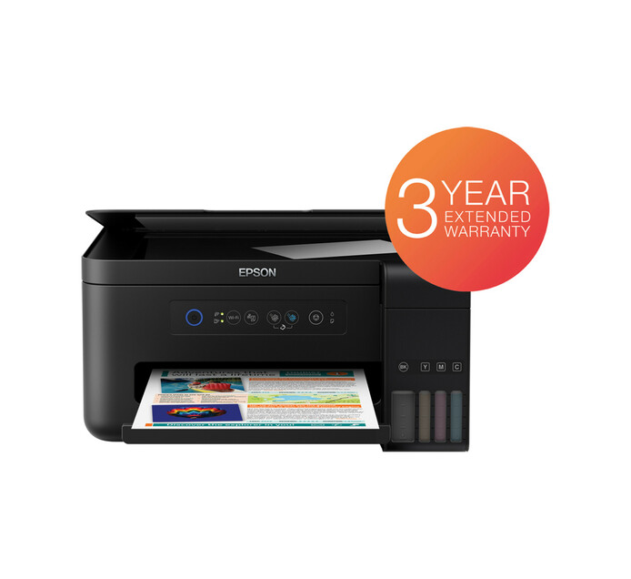 Epson EcoTank L4150 3-In-1 Ink Tank Printer