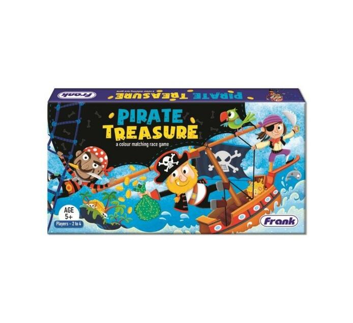 Frank Pirate Treasure Game