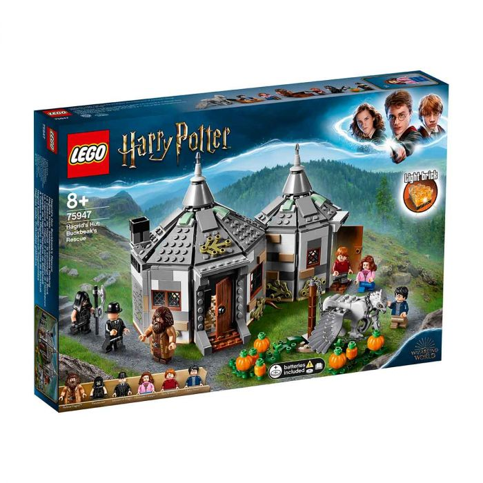 Harry Potter Hagrid's Hut Buckbeak's Rescue