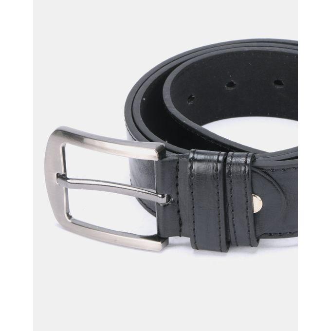 Joy Collectables Classic PU Belt Black