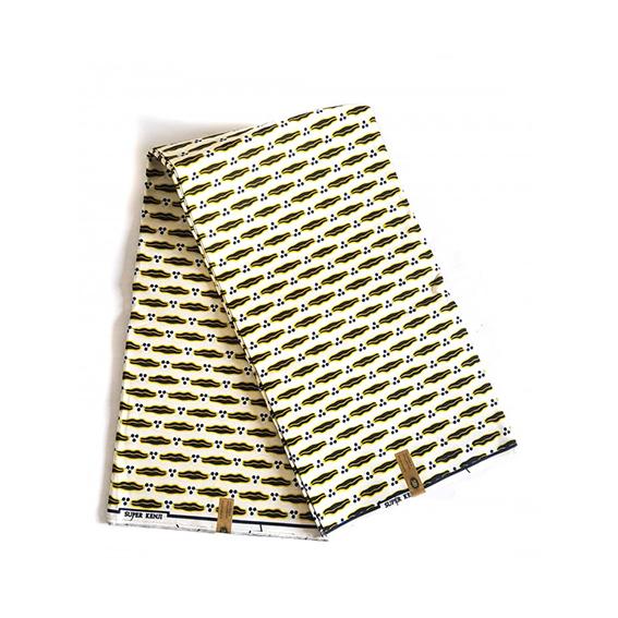 Kgofu African Print Cotton Polyester Ankara Textiles
