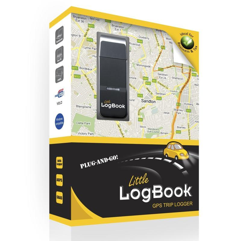 Little Logbook Electronic SARS GPS Logbook