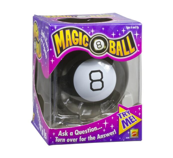 Magic 8 Ball Game