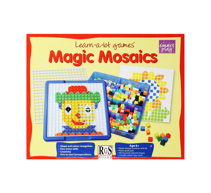 Magic Mosaics Game