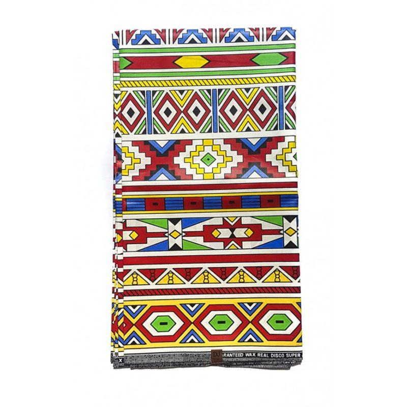 Ndebele African Print Fabric