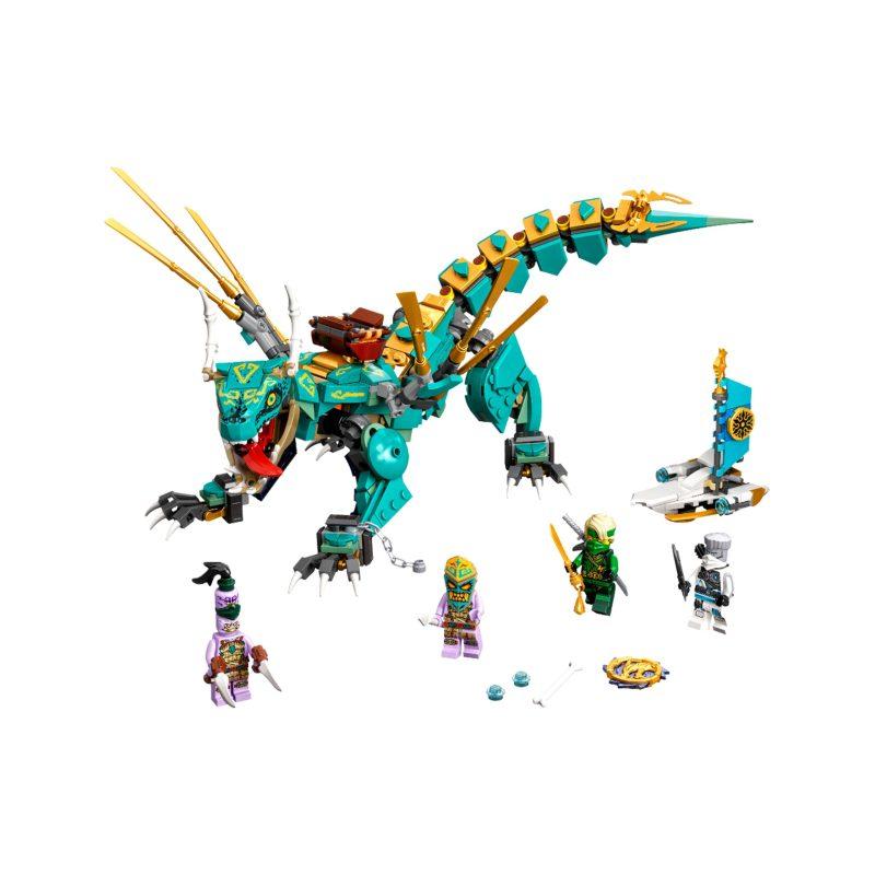 Ninjago Jungle Dragon