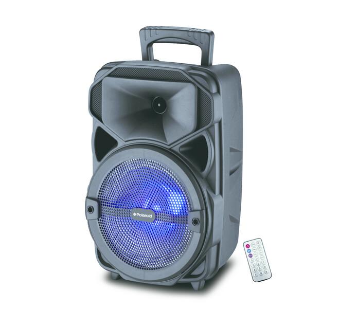 """Polaroid 8"""" LED Bluetooth Speaker"""