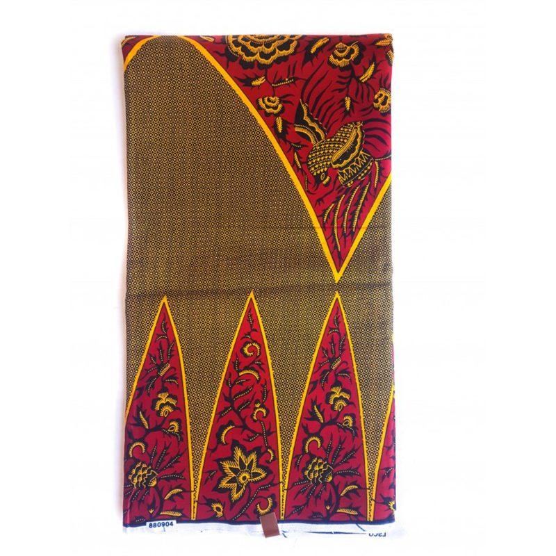 Pyramids African Print Fabric