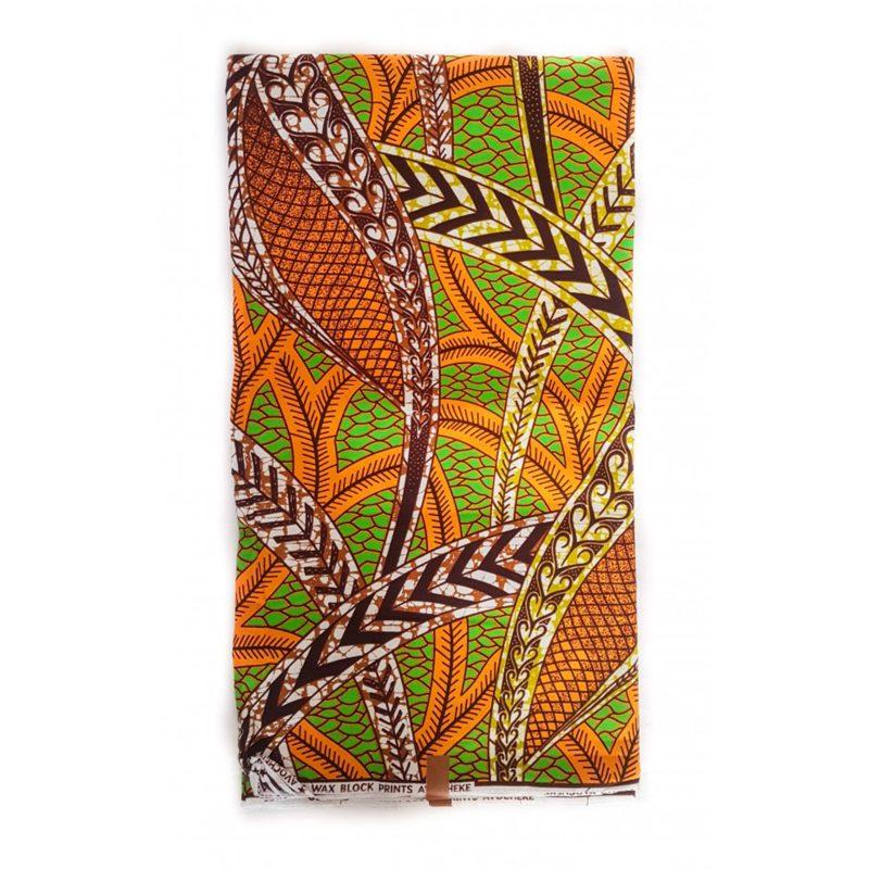Rangi African Print Fabric
