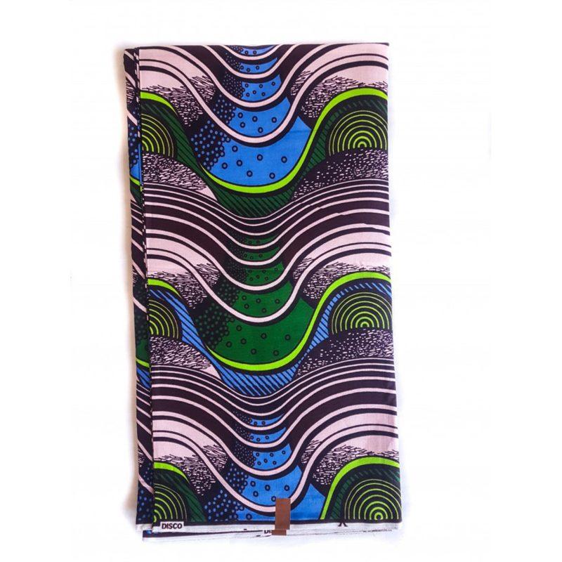 Reels African Print Fabric