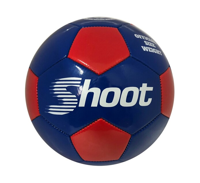 Shoot Size 4 PVC Soccer Ball