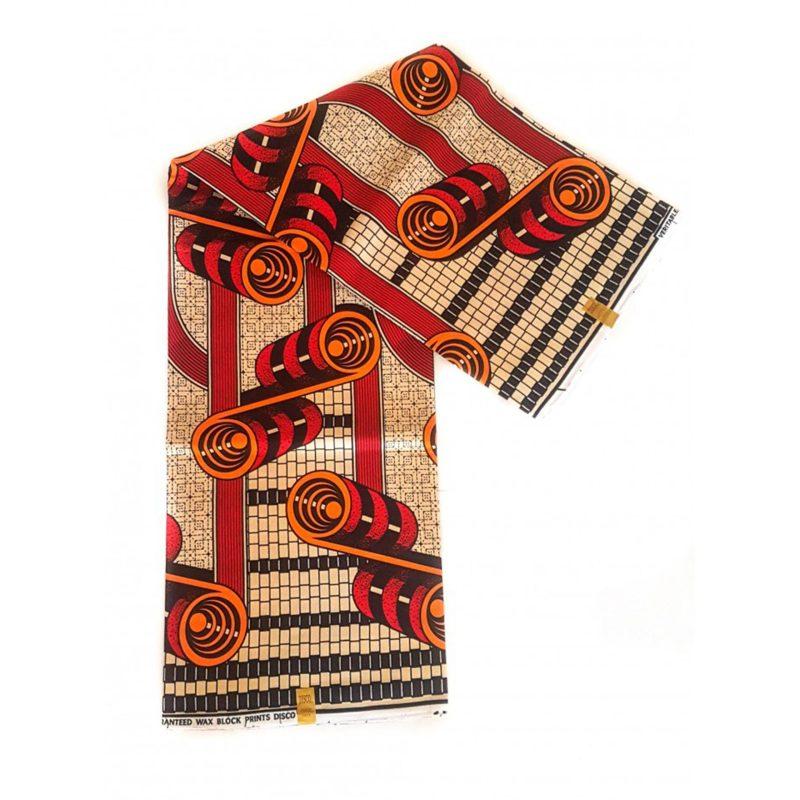 Springs African Print Fabric