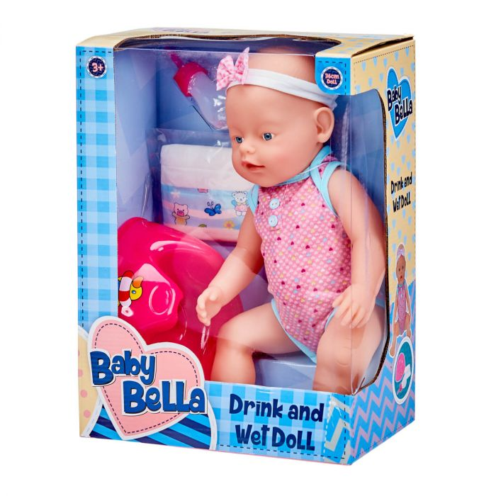 Four Function Drink And Wet Baby Doll