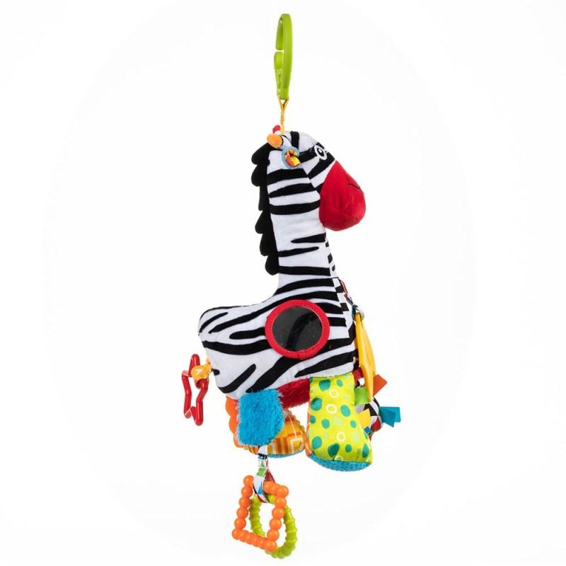 Balibazoo Zebra Zoya Musical and Vibrating Toy