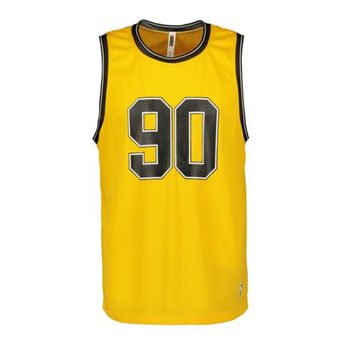 Men's Yellow Basketball Vest