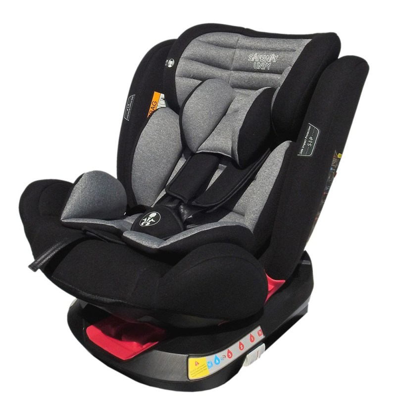 Safeway Unify Isofix Rotate Seat Car Seat 0-36kg (Group 0+1+2+3)