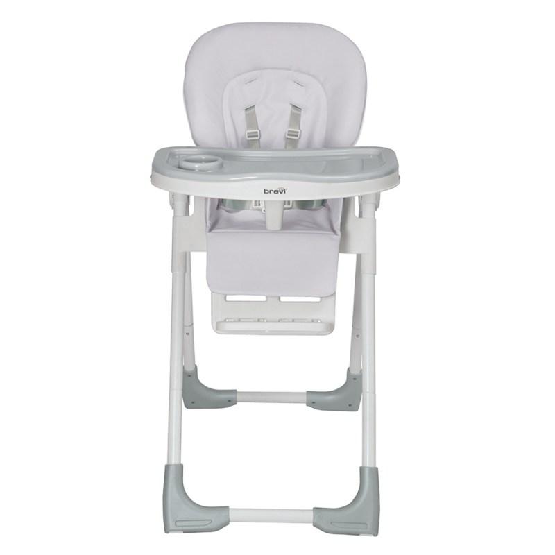 Brevi Domino High Chair Grey