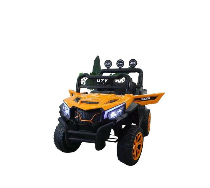 Kids Electric Ride On X-Off Roader 2XL Orange