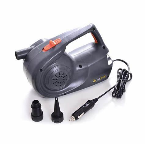 HI-FLOW 12V ELECTRIC AIR PUMP