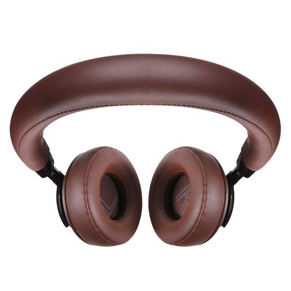 VolkanoX Asista Series H01 Bluetooth Headphones - Brown