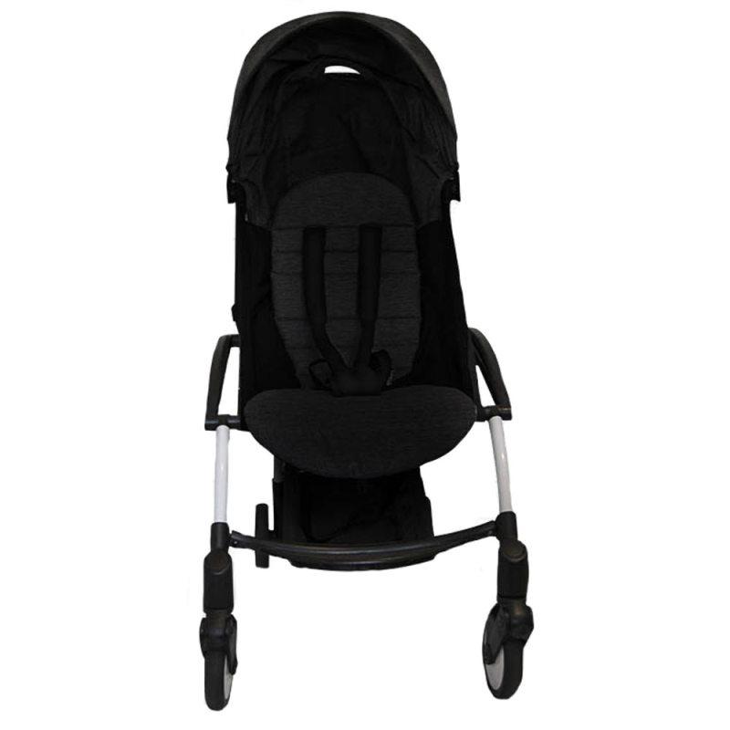 Banimal Compact Stroller Black