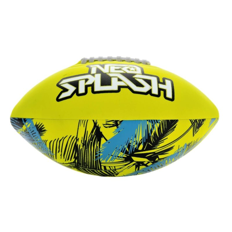 Splash Neoprene Mini Beach Rugby ball