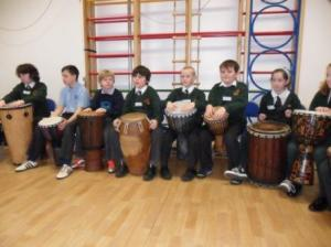 Drumming Project 1