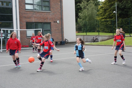 Girls Football Match11