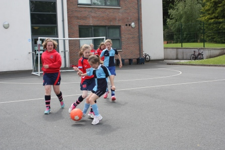 Girls Football Match12