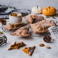 Gesündere Pumpkin Hand Pies
