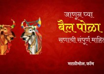 बैल पोळा सणाची संपूर्ण माहिती Pola Festival Information In Marathi