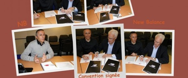 CONVENTION SIGNEE