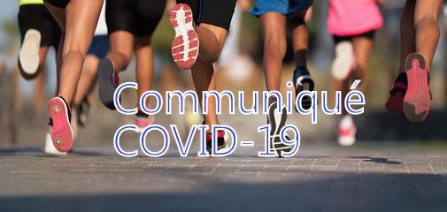 COMMUNIQUE – COVID-19