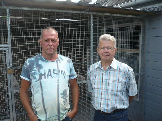 Gijs Baan, Middelburg, wint Bergerac sector I en nationaal de snelste duif