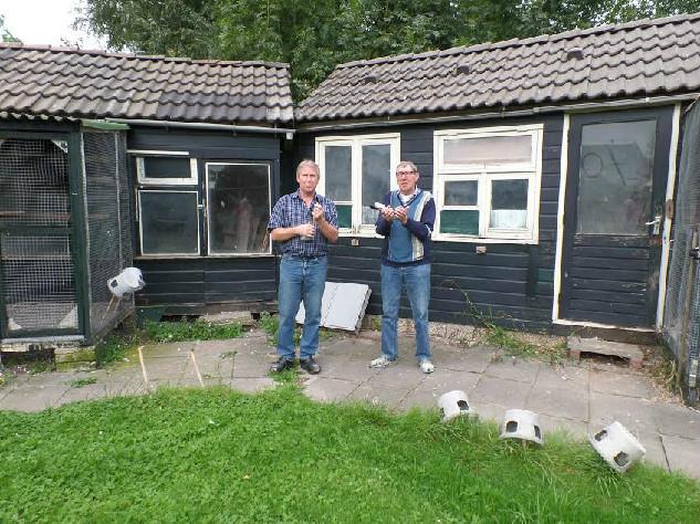 Wouter van Nederpelt, Klaaswaal … ZLU-Topper (1)