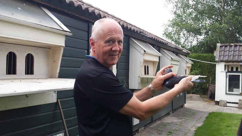 Jan Broersma, Roodeschool, Topper op één van de langste afstanden van Nederland (1)