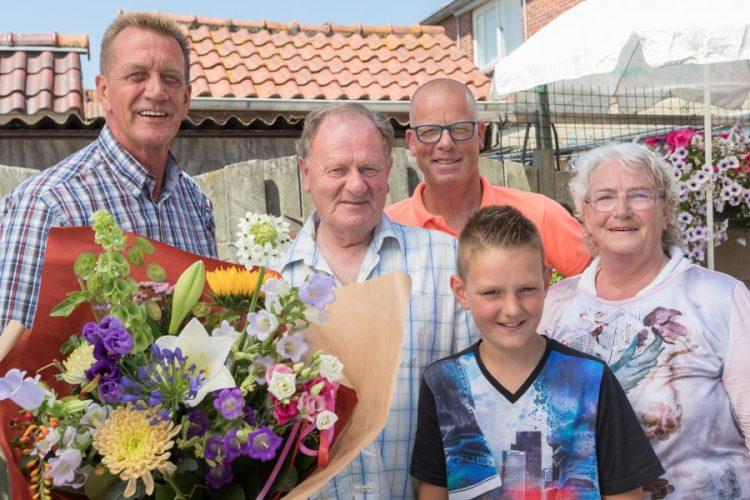 Comb. de Ridder en zn winnen St. Vincent van sector 1 en heel Nederland