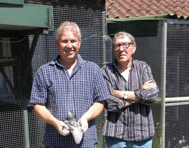 Wouter van Nederpelt wint Agen in sector 2
