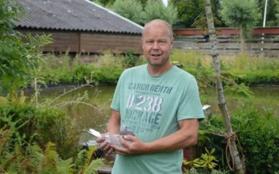 Bart Koevoet, Leidschendam, wint Agen in sector 2