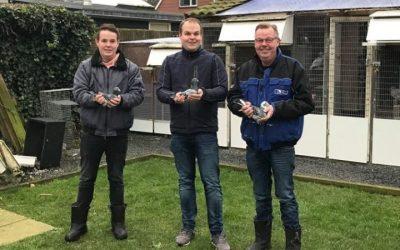Jan Hommes en znn, Akersloot, IJzersterk op Middag- en Ochtendlossing (Deel 1)