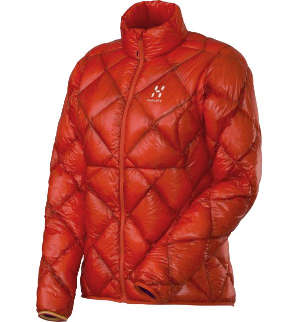 L.I.M Essens Jacket. Foto: Haglöfs pressbilder