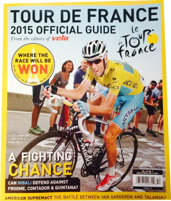 Officiell tidning för Tour de France